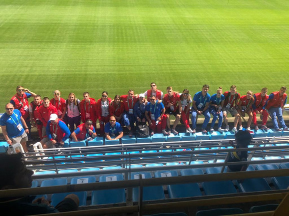 Olimpijski tim Srbije na