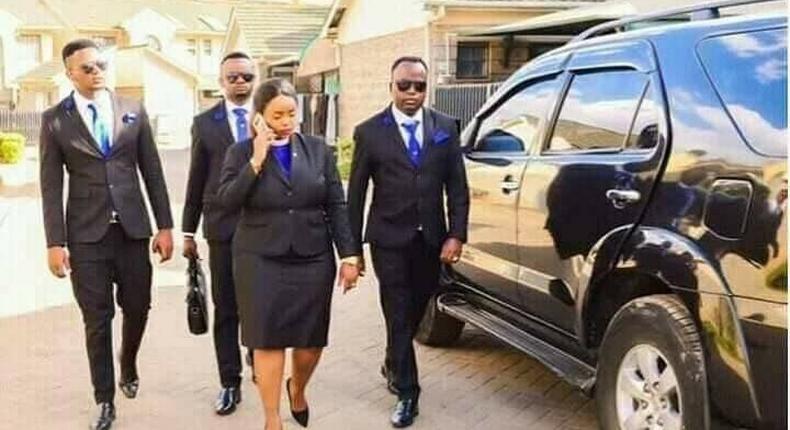 I don't have bodyguards – Rev. Lucy Natasha