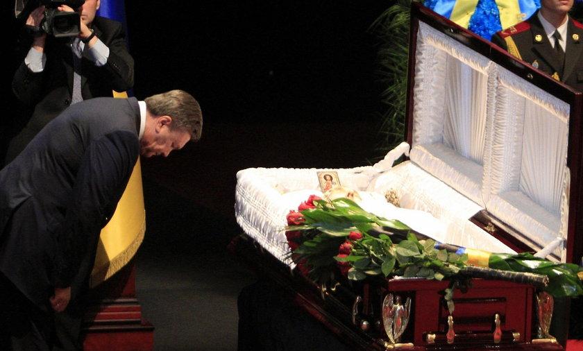 Pogrzeb Bohdana Stupki
