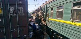 Zderzenie pociągów. Są zabici!
