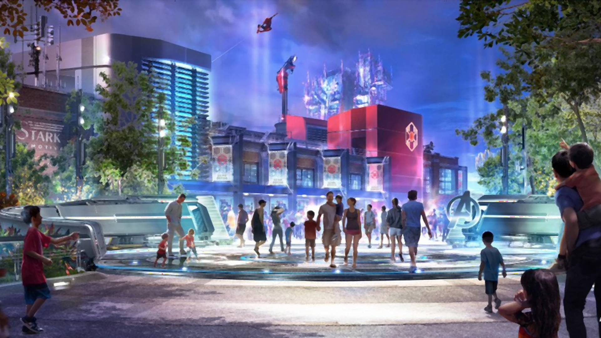 """Marvel Land"": Disney plant Themenpark in Kalifornien"