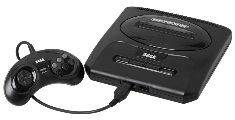 Sega Genesis Fot. Evan-Amos/Creative Commons