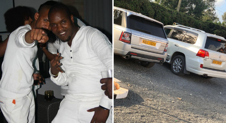 City Tycoon Kelvin Shaban on why his cars have the 001 number plate