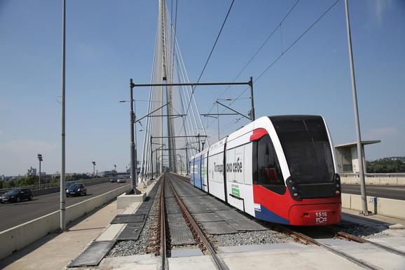 Bezbedno u tramvajima