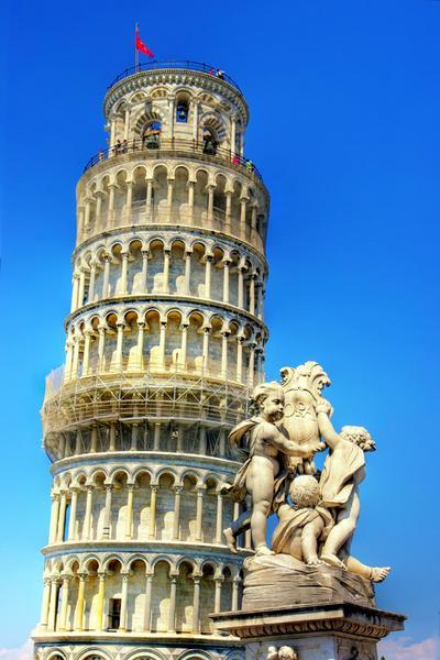 Piza. Najpiekniejsze miejsca Włoch