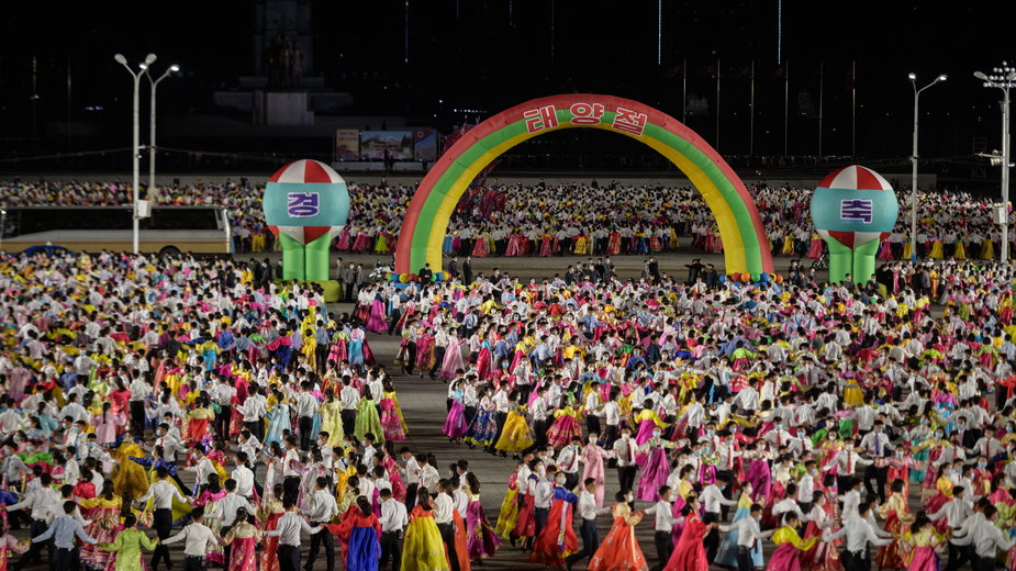Dzień Słońca w Pjongjang
