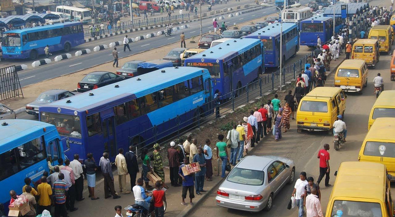 Expats are unhappy with the local transportation system of one of Africa's busiest cities, Lagos