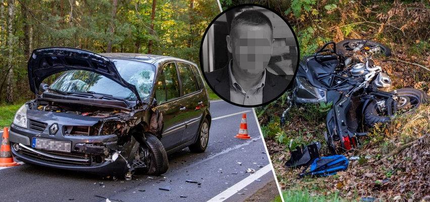 Adwokat z Ostrowa Wlkp. zginął w dramatycznym wypadku