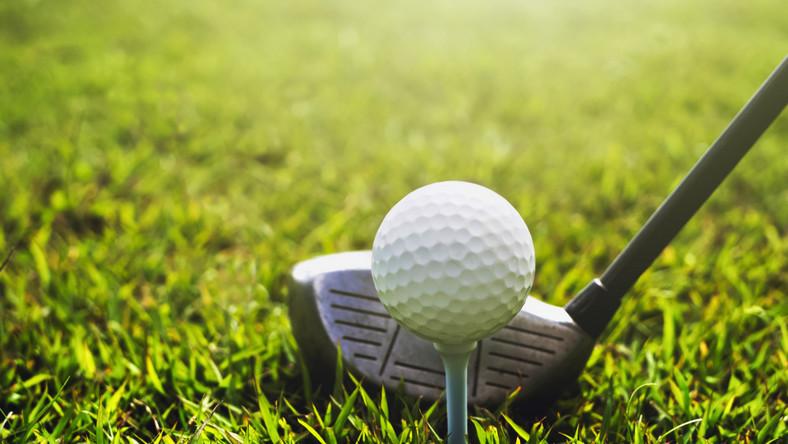 Rozgrywki w golfie