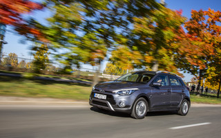 Test Hyundaia i20 Active