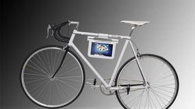 Tablet najlepszym wyposażeniem...roweru