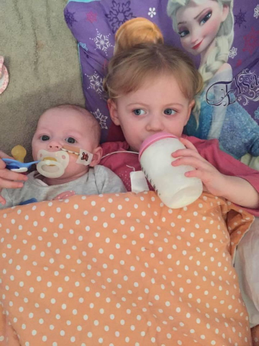 Jej córka urodziła się martwa. Ożyła 8 minut później