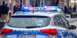 Policyjny pościg we Wrocławiu. Padły strzały. Trwają poszukiwania kierowcy