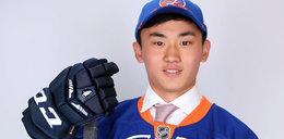 Sensacyjny wybór. Pierwszy Chińczyk w NHL!