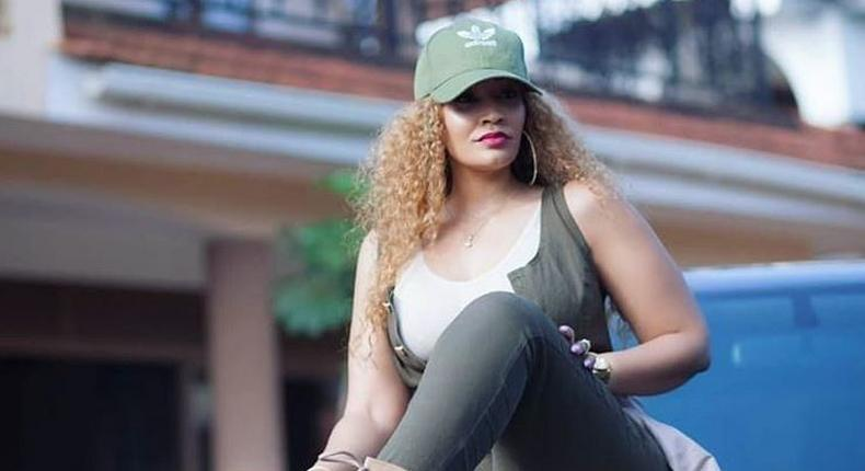 Zari Hassan's first message after landing in Tanzania