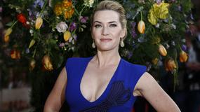 "Zjawiskowa Kate Winslet na premierze filmu ""A Little Chaos"""