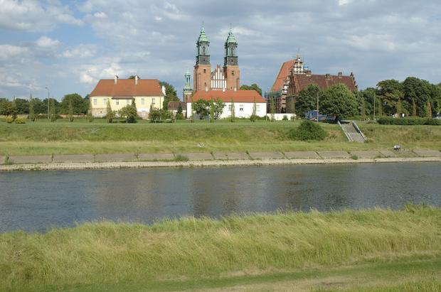 Poznań - Ostrów Tumski i Warta