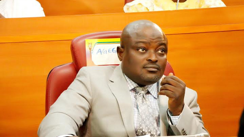 Speaker, Lagos State House of Assembly (LAHA), Mr Mudashiru Obasa
