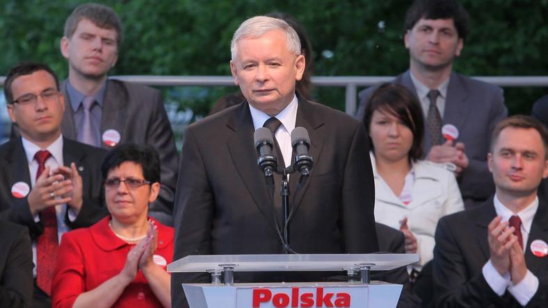 Kaczyński: Solidarność zamiast insynuacji