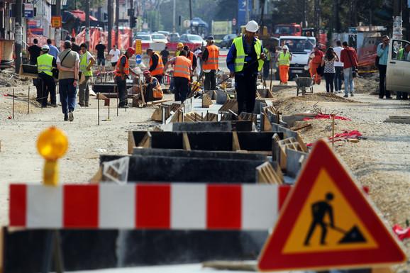 U planu generalno sređivanje ulica