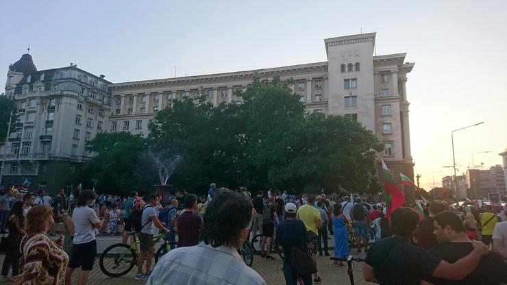 Bugarska protest dan 36