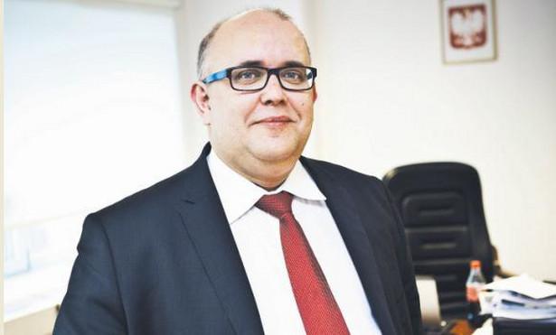 dr Wojciech Wiewiórowski, zastępca europejskiego inspektora ochrony danych fot. Wojtek Górski