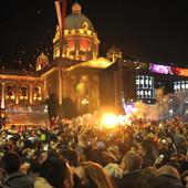 DOČEK ISPRED SKUPŠTINE Beograđane i turiste će zabavljati dve dobro poznate ZVEZDE