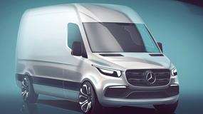 Mercedes-Benz Sprinter w nowej odsłonie