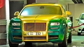 Rolls-Royce Ghost po tuningu - koszmar za milion złotych