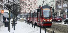 Mróz sparaliżował tramwaje linii 5