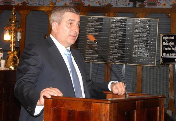 Bogdan Laban, gradonačelnik Subotice