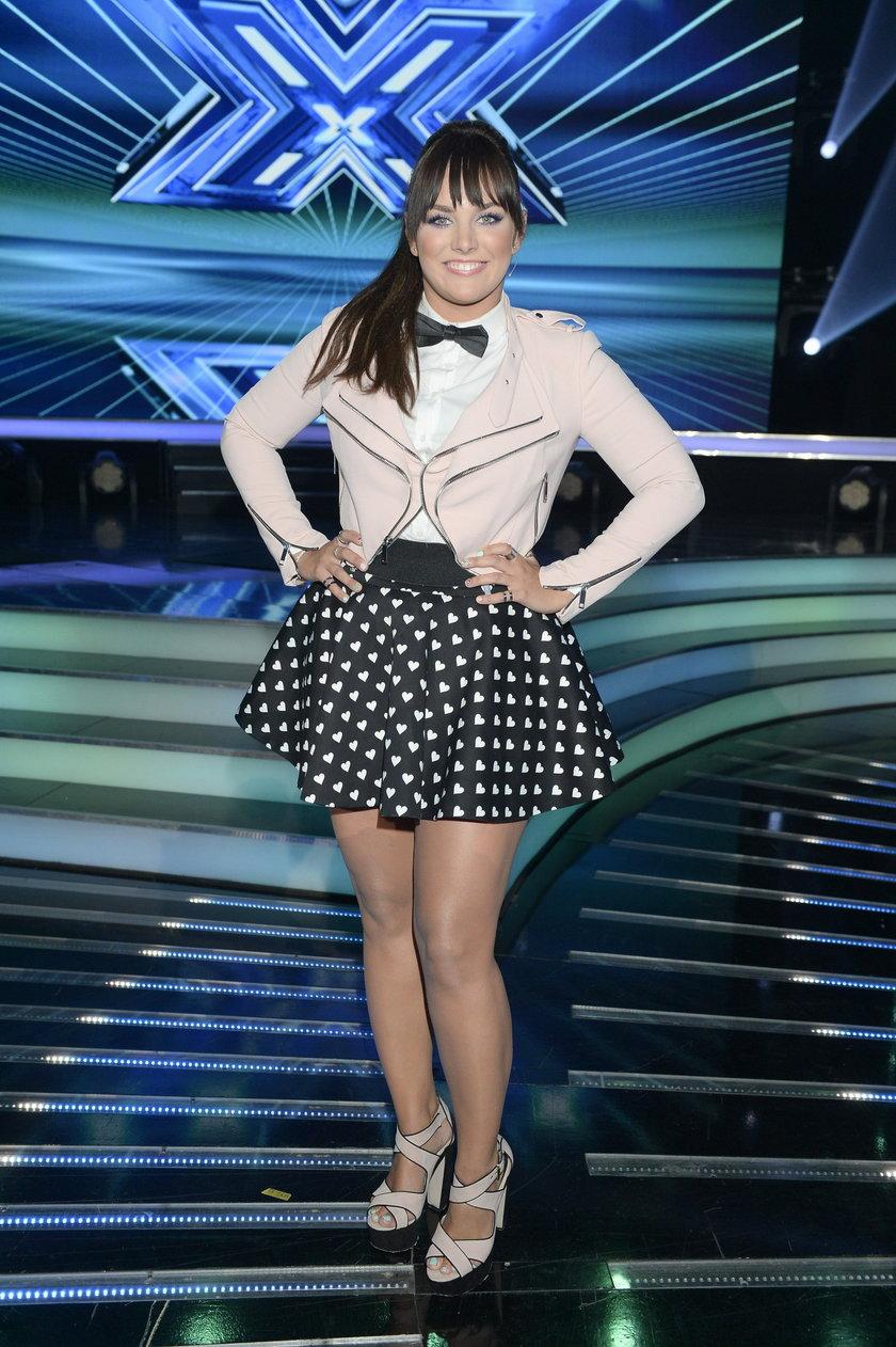 Ewa Farna w programie X Factor