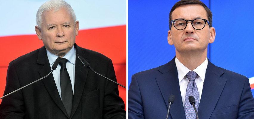 Żałoba w obozie władzy. Morawiecki i Kaczyński składają kondolencje