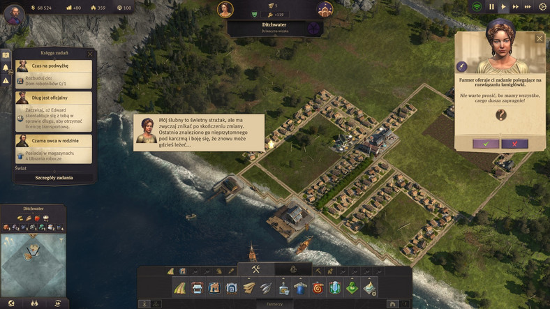 Anno 1800 - screenshot z gry