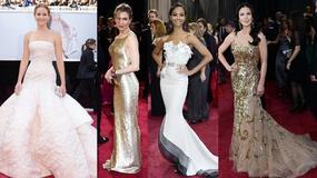 Sukcesy i porażki modowe na Oscarach