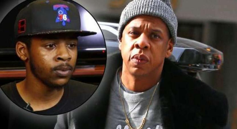 Jay Z's alleged secret love child Rymir Scatterthwaite drops debut video