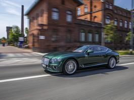 Bentley Continental GT – pośpiech jednak nie upokarza – TEST