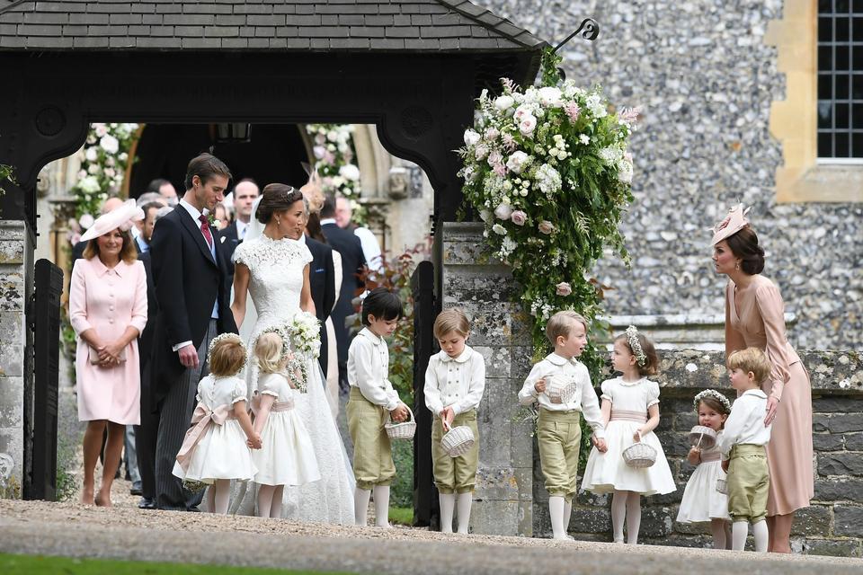 Ślub siostry księżnej Kate