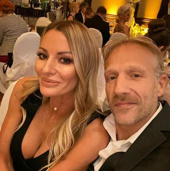 Sandra i Milan Kalinić