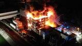 Wielki pożar serwerowni we Francji. Ekspert: nie można wykluczyć ataku terrorystycznego