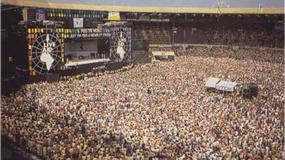 Ten koncert oglądały miliardy - Flesz Muzyczny