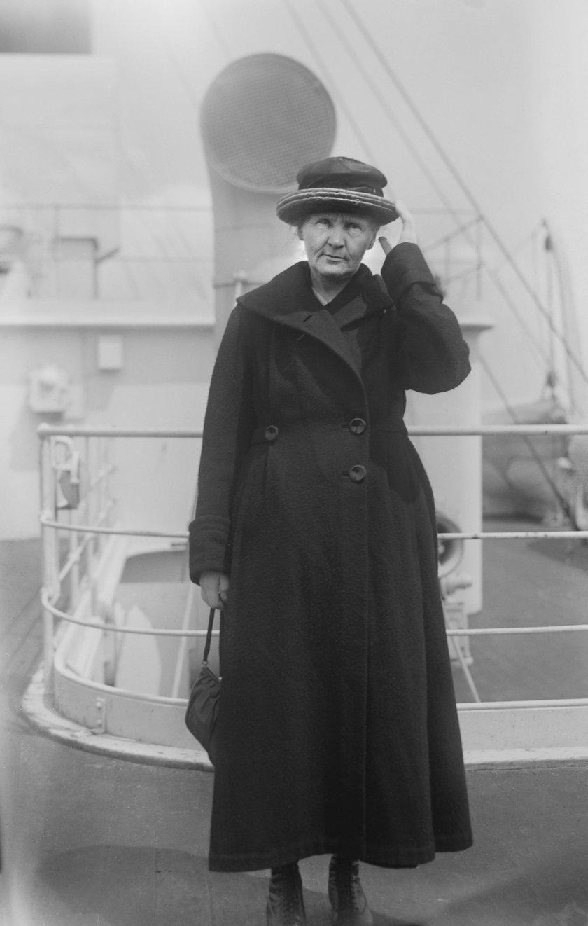 Maria Skłodowska-Curie (1867 - 1934)