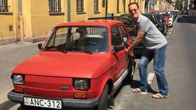 """Tom Hanks zachwycony słynnym """"maluchem"""". Polacy kupią mu auto?"""