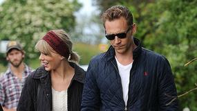 Taylor Swift z nowym chłopakiem w Anglii. Po co tam pojechała?