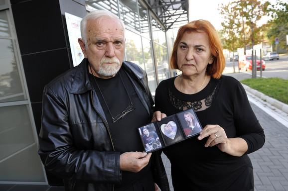 Roditelji nastradalih Selena i Boro Radišić