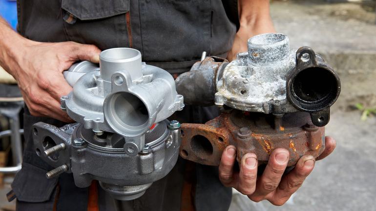 Czy warto kupić używane turbo?