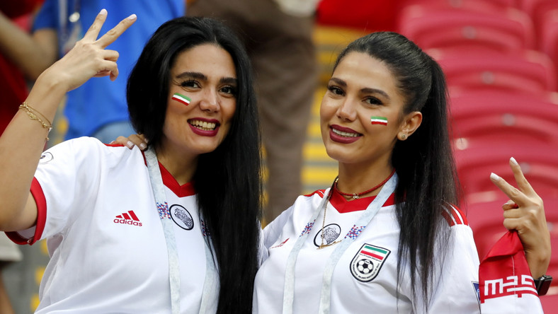 Fanki reprezentacji Iranu