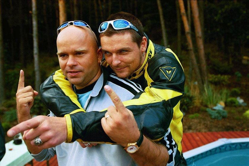 Klaudiusz Sevković i Gulczas spędzili razem święta. Internauci nie szczędzą pochwał