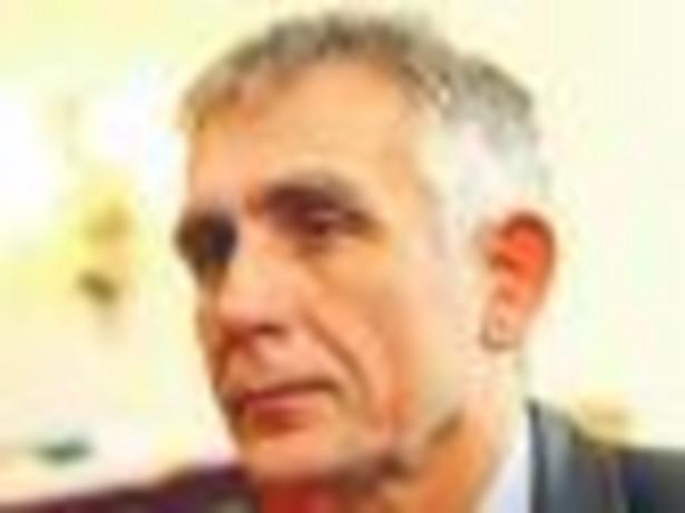 Maciej Grabowski, podsekretarz stanu w Ministerstwie Finansów FOT. WOJCIECH GÓRSKI