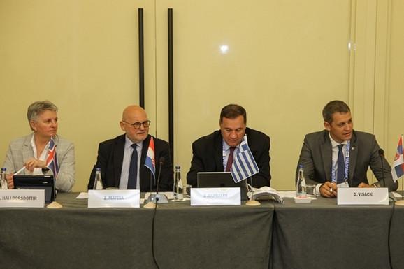 Sastanak Evropskih olimpijskih komiteta u Beogradu